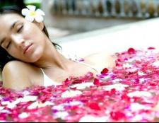 Як зняти втому за допомогою ванних процедур