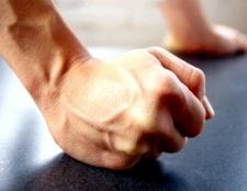 Як тренувати кулаки