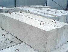 Як укладати фундаментні блоки