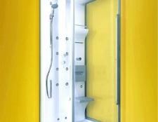 Як встановити і підключити душову кабіну