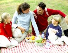 Як влаштувати пікнік