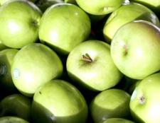 Як варити варення з печених яблук