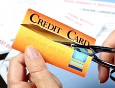 Як повернути кредитну карту