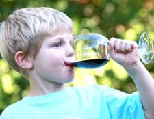 Як впливає алкоголь на дітей