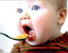 Як вводіті овочі дитині