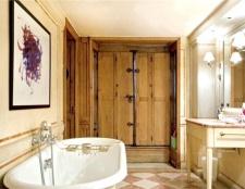 Як вибирати двері для ванної кімнати