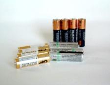 Як вібрато батарейки