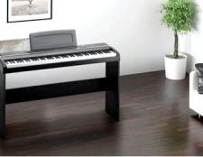 Як вибрати цифрове фортепіано