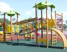 Як вибрати дитячий спортивний комплекс