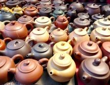 Як вибрати хороший Ісинська чайник?