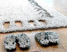 Як вибрати килим для сучасного інтер'єру
