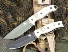 Як вибрати сталь для ножа