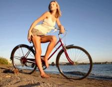 Як вибрати велосипед для жінки