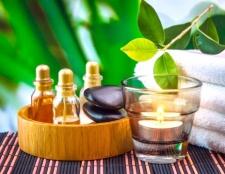 Як вилікувати застуду ефірним маслом