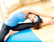 Як виконувати комплекс ранкової гімнастики