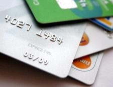 Як взяти кредитну картку