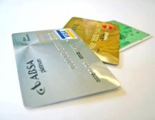 Як Замовити кредитну карту поштою
