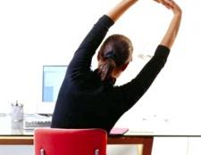 Як займатися гімнастикою для хребта