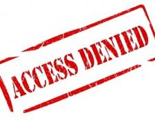 Як заборонити перехід на сайти