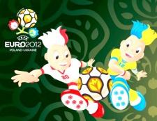 Які прогнози букмекерів на Євро 2012
