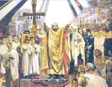 Хто хрестив Русь?
