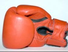 Літні олімпійські види спорту: бокс