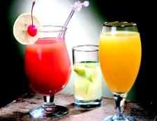 Кращі безалкогольні коктейлі