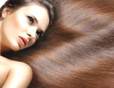 Маска для волосся з желатину