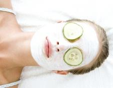 Маски для обличчя з овочів