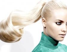 Маски для освітленого волосся