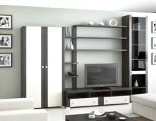 Модульні меблі: переваги, можливості, роль в інтер'єрі