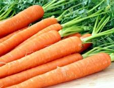 Морквяні маски для обличчя