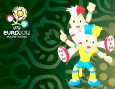 На кого ставлять Футбольні Букмекери на Євро 2012