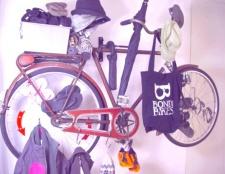 Настінні кріплення для велосипедів