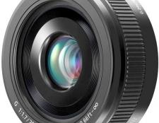 Новий тонкий об'єктив від Panasonic