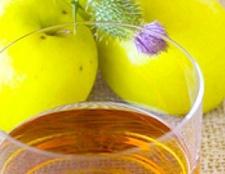 Обгортання антицелюлітне для тіла з оцтом яблучним