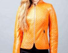Помаранчева куртка