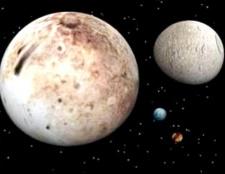 Чому Плутон - карлик?