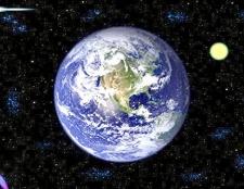 Чому обертається Земля