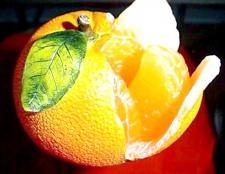Корисні властивості апельсина