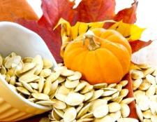 Користь і шкода гарбузового насіння