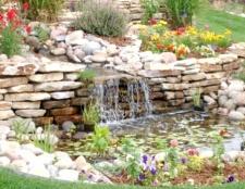 Природний камінь в ландшафтному дизайні