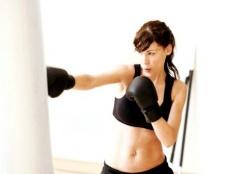 Як боксувати грушу