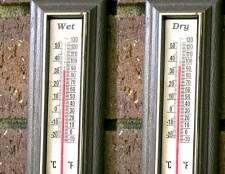 Як визначити температуру точки роси