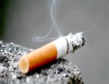 Як хлопцю кинути палити