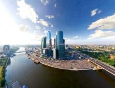 Як провести свої вихідні в Москві