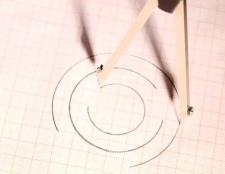 Як зробити викрійку спідниці-сонце