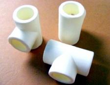 Як встановлювати труби для опалення