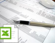 Як в Excel закріпити стовпець