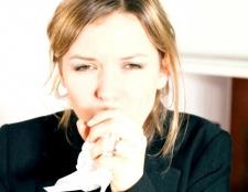 Сухий кашель: боремося з ним